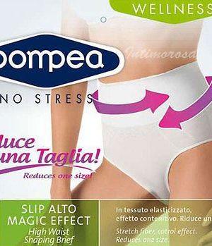 Γυναικείο Σλιπ Λαστέξ Magic Effect Pompea