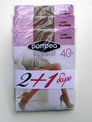 Γυναικείο Καλσόν 40 Den Vani 2+1 Δώρο Pompea
