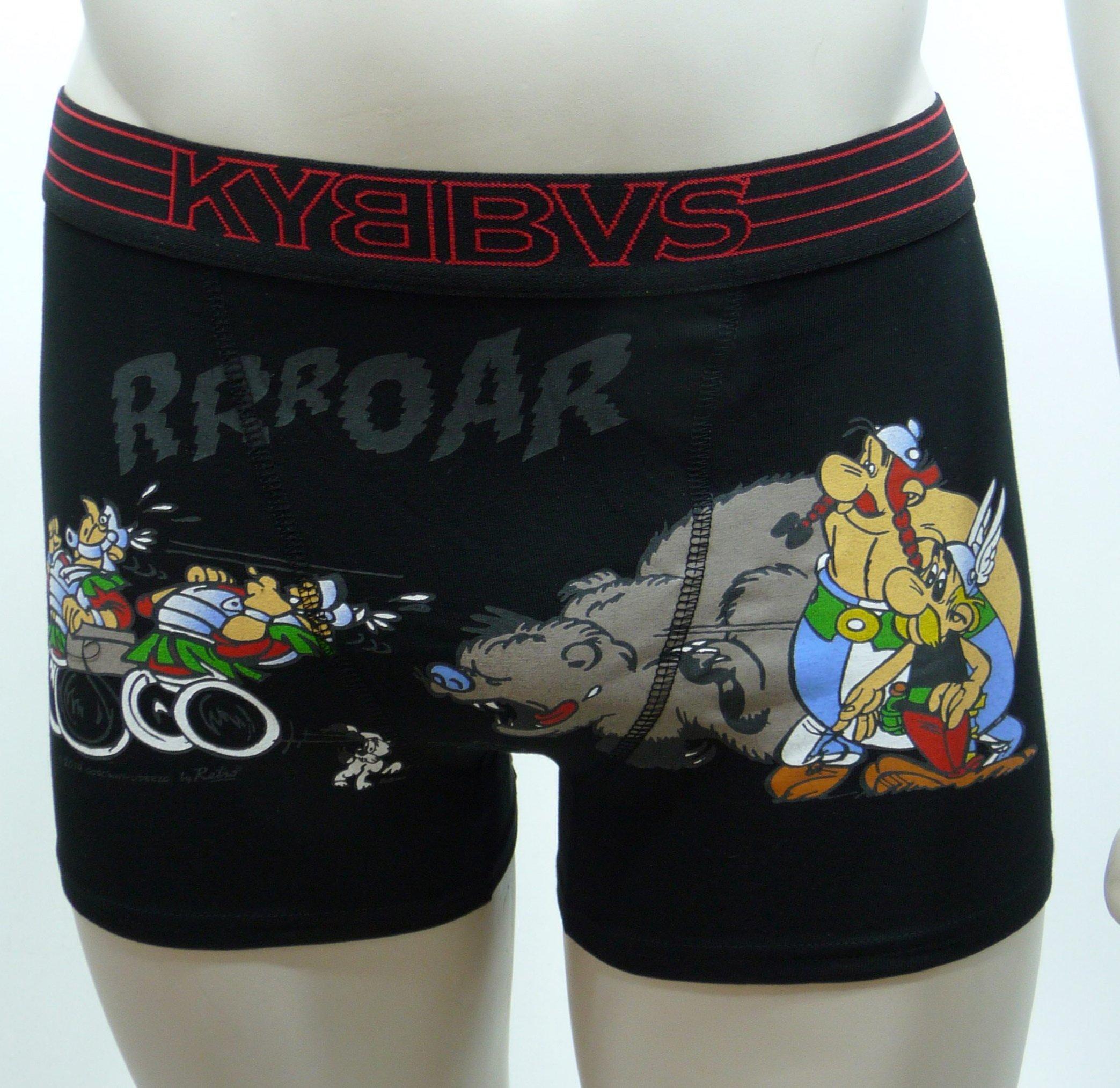 Ανδρικό Boxer Asterix KYBBVS Με λάστιχο 1108-50 - Posto 510d82ac2cc