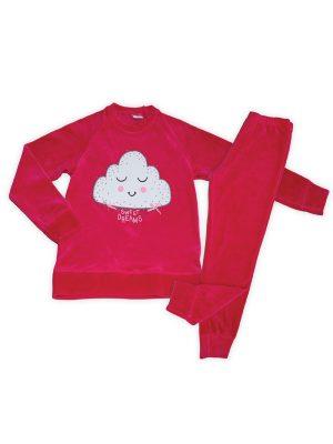 Παιδική Πυτζάμα Velvet Cloud Minerva