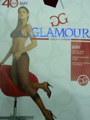Γυναικείο Καλσόν Με Σχέδιο May 40 Den Glamour