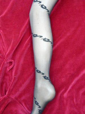 Γυναικείο Καλσόν Με Σχέδιο Φολέγανδρος IDER