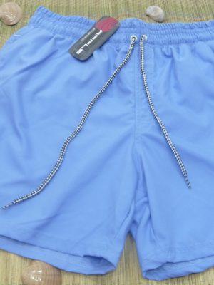 Ανδρικό Μαγιό Shorts Apple Σιέλ