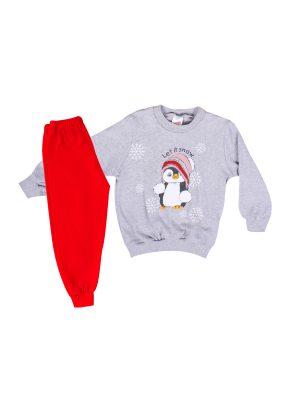 Βρεφική Πυτζάμα Baby Penguin Minerva