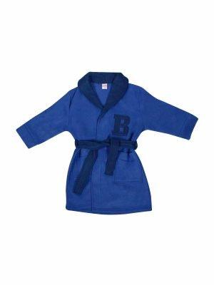 Παιδική Ρόμπα Fleece Minerva Μπλε