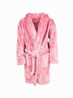 Παιδική Ρόμπα Fleece Minerva Ροζ-Antique