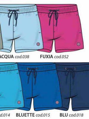 Ανδρικό Μαγιό Shorts Scuba 3XL-4XL-5XL-6XL 028314