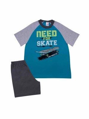 Παιδική πυτζάμα Need For-Skate Minerva 12-14-16