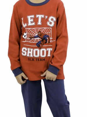 Παιδική Πυτζάμα Let's Shoot Galaxy 102-21